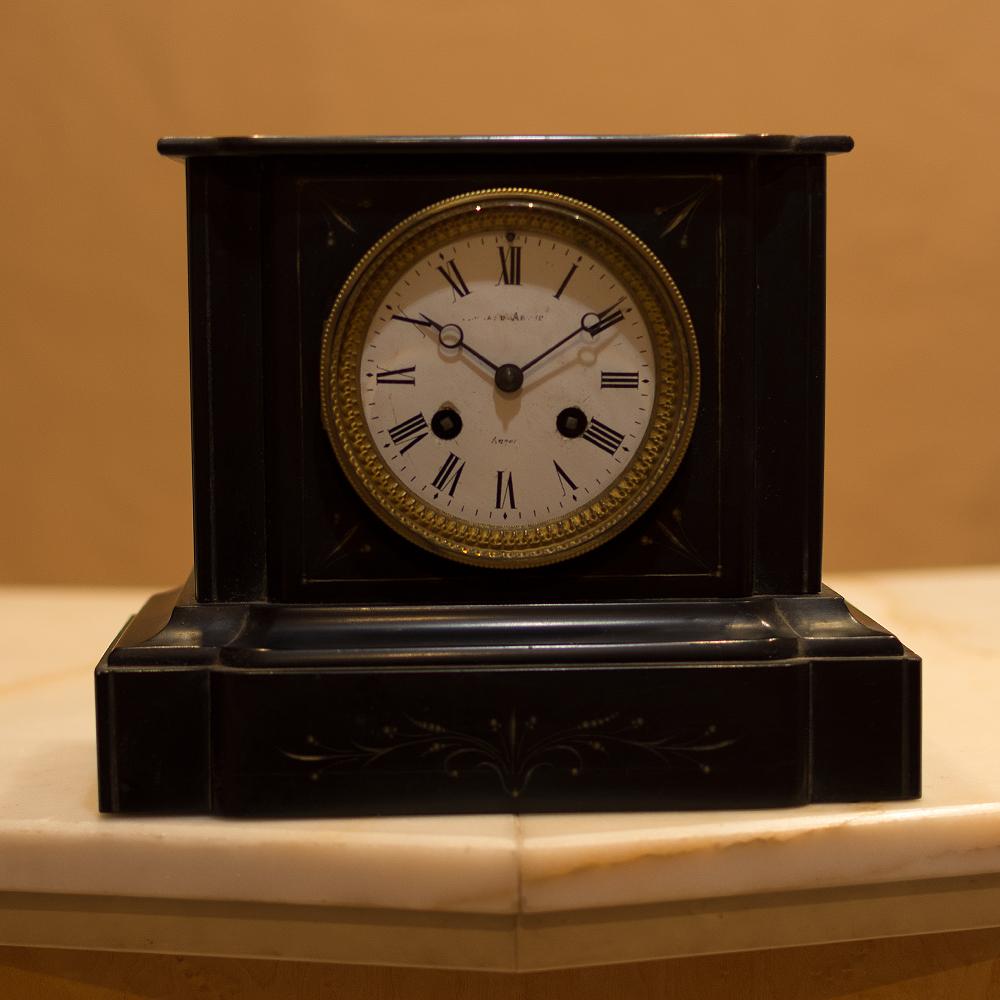 Französische Pendule (Tischuhr) Werknummer 2364 46